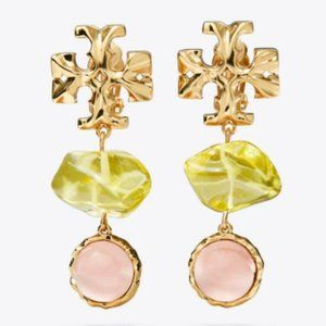 🎅Tory Burch Roxanne Double-Drop Earring